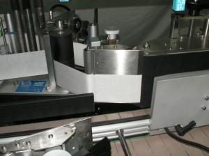 Wrap Label Dispensing Point